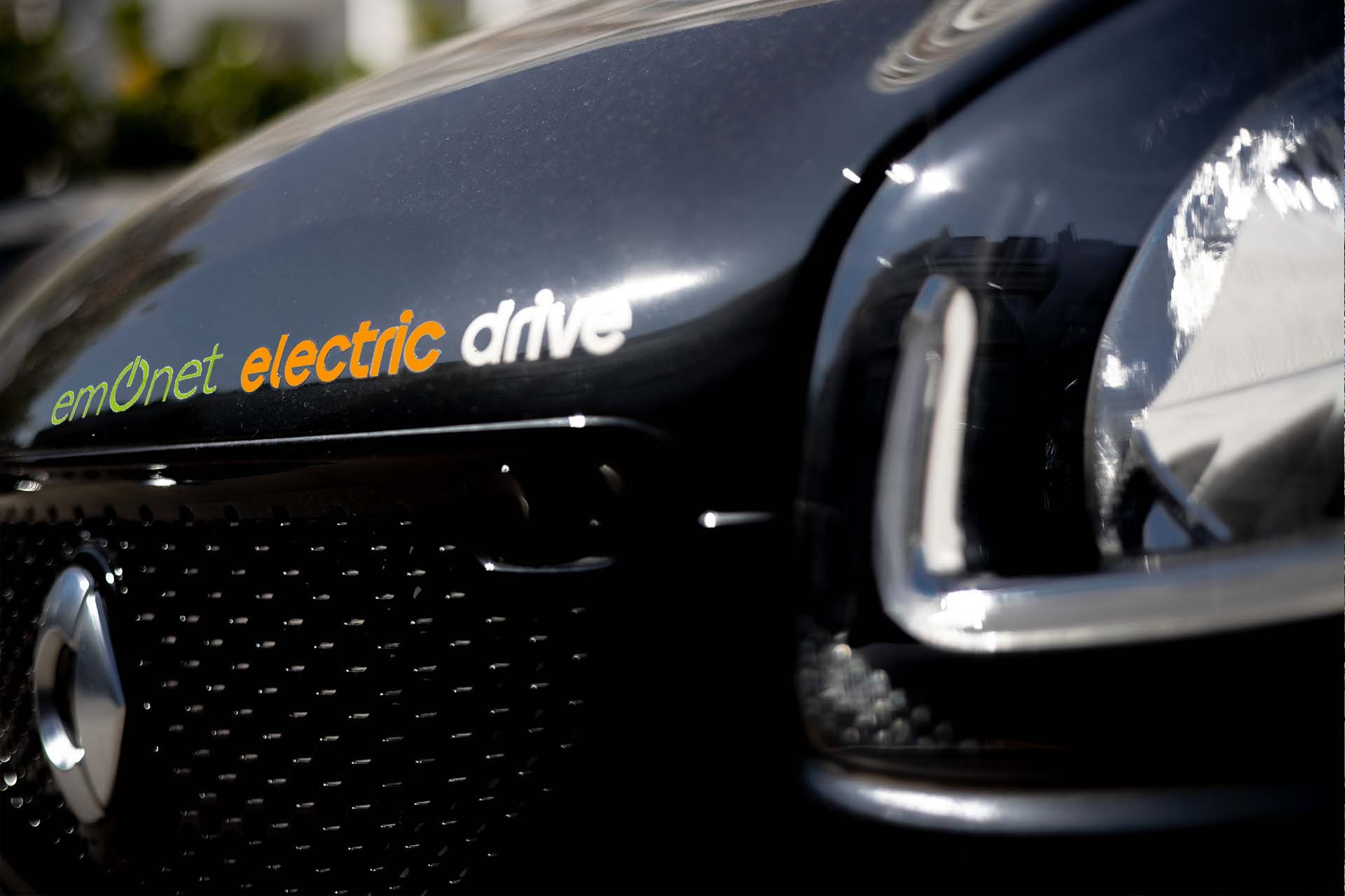 Emobilität Ladepunkte Emonet Car-Sharing